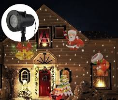 outdoor led projection lights projector the
