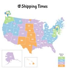 Ups Shipping Map Size Small New Warehouse And More U2013 Abuniverse News And Events