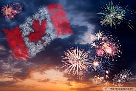 canada national flag wallpapers holiday fireworks for various celebrations u2022 elsoar