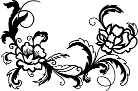 11 flower ornaments png transparent svg onlygfx