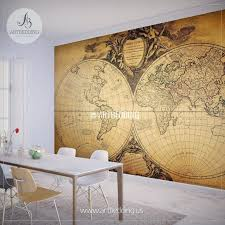 ikea world map mural full image for vintage world map wall mural world map mural wallpaper australia 1 wall vintage map wall mural vintage hemisphere map wall mural
