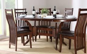 dark wood dining room tables stunning dark wood dining tables and chairs dining room table modern