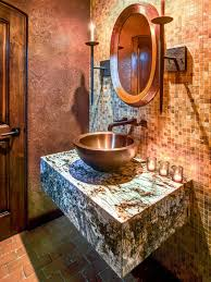 spanish home interior bathroom sink top spanish style bathroom sinks home design image