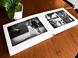 matted wedding album our wedding albums meath wedding photographer daithi