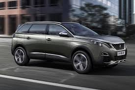 brand new peugeot same name very different face new peugeot 5008 unveiled by car