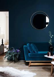 edition canapé déco salon canapé 210 velours bleu canard edition miroir en