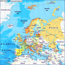 Barents Sea Map Show Map Of Europe Grahamdennis Me
