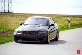 Bmw M3 Series - vossen wheels bmw m3 vossen flow formed series vfs1