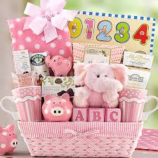 baby basket gift top ba shower gift baskets for new ba girl gift basket g about