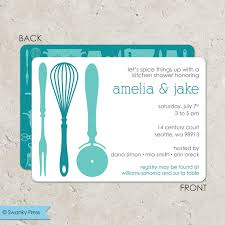 couples wedding shower invitations kitchen shower invitation bridal shower couples shower