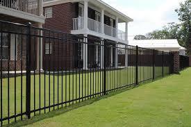 ornamental fence tuscaloosa al decorative fence