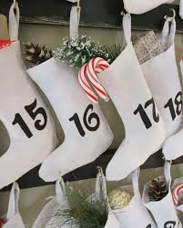 Christmas Decorations For A Barn by Christmas Decorations Pb Inspired Wooden Advent Calendar With