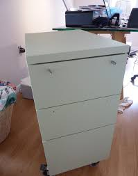 Three Drawer Wood File Cabinet by Furniture Interesting Wood Desk With White Five Drawers File