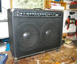 making a new speaker grill for a guitar amp or speaker cabinet 9
