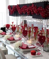 of beautiful valentines day wedding tablescapes 8