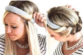 headband waves heatless curls overnight no heat curls for and medium hairs
