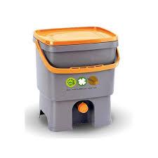 composteur de cuisine composteur de cuisine bokashi fourni avec une recharge de 1 kg