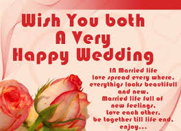 marriage greeting cards 52 happy wedding wishes for on a card