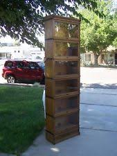 lawyer bookcase ebay