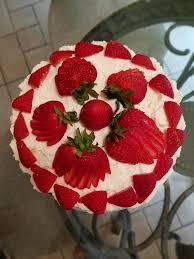 strawberry dream cake recipe myrecipes