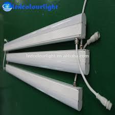outdoor tube lighting outdoor dmx rgb dc 24v led tube light madrix artnet controller