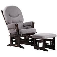 Modern Nursery Rocking Chair Nursery Ottoman And Gliders