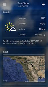 Sunrise Sunset Map The 5 Best Weather Apps For Android Android Gadget Hacks
