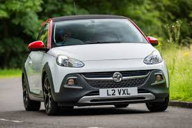 opel england vauxhall adam rocks s 2016 review auto express