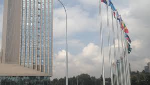 le siege de l ua union africaine débat entre candidats à la présidence de la