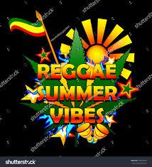reggae design element stock vector 107022920 shutterstock