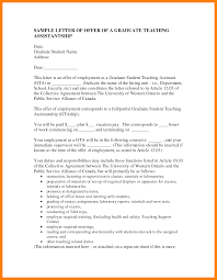 cover letter for resume for graduate assistantship