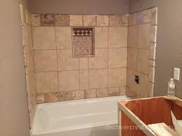 grouting bathtub tile time for tile durock prep installation and grout discover