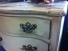 Chalk Paint Furniture Images by Rustic Furniture Finishes Using Chalk Paint Brush U0026 Pail