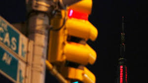 fine for running a red light warning sign police dodge fines for running red lights rt us news