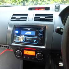 fitting an aftermarket stereo to the suzuki swift u2013 datahamster