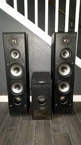 kenwood subwoofer home theater find more kenwood tower speakers and subwoofer for sale at up to