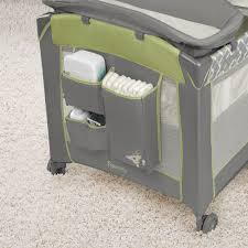 Playard With Changing Table Smart And Simple Playard Brighton