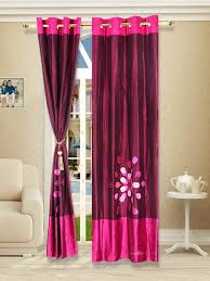 Purple Curtains Living Room Pink And Purple Curtain Best Curtains Design 2016