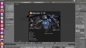 how to install program on ubuntu how to install blender 2 78