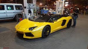 Yellow Lamborghini Aventador - lamborghini aventador lp700 4 in india page 34 team bhp