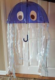 Umbrella Halloween Costume Amazing Diy Jellyfish Costume