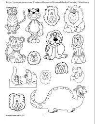 imagenes de animales carnivoros para imprimir animales carnivoros dibujos para colorear pintar imágenes