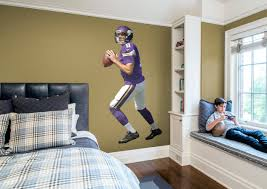 life size sam bradford fathead wall decal shop minnesota vikings