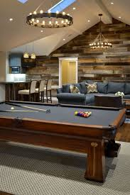 Pool Room Decor Creating A Basement Room 4 Tips And 26 Exles Digsdigs