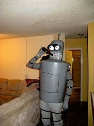 Bender Futurama Halloween Costume 7 Diy Clothes Costumes Images Bender