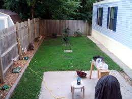 Fence Line Landscaping by Vwvortex Com How To Deal With Grass Along Fence Line