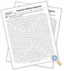 worksheet works magic squares decimals answers2 worksheets