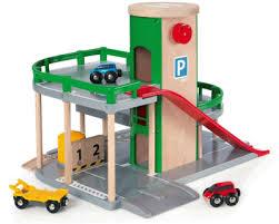 brio parkeer garage gebouwen brio