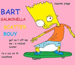 Bart Simpson Meme - simpson meme hashtag images on tumblr gramunion tumblr explorer