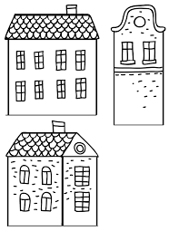 cute houses free cute houses embroidery patterns printable the graffical muse
